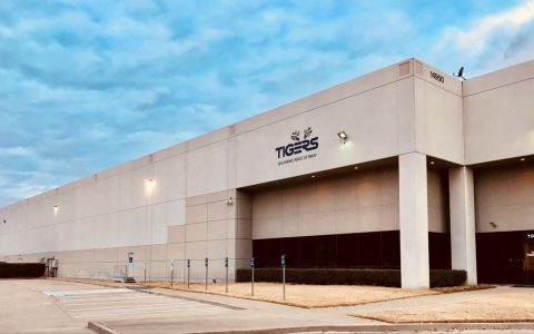 Tigers Grows Global Footprint with New Temperature-Controlled Dallas Facility