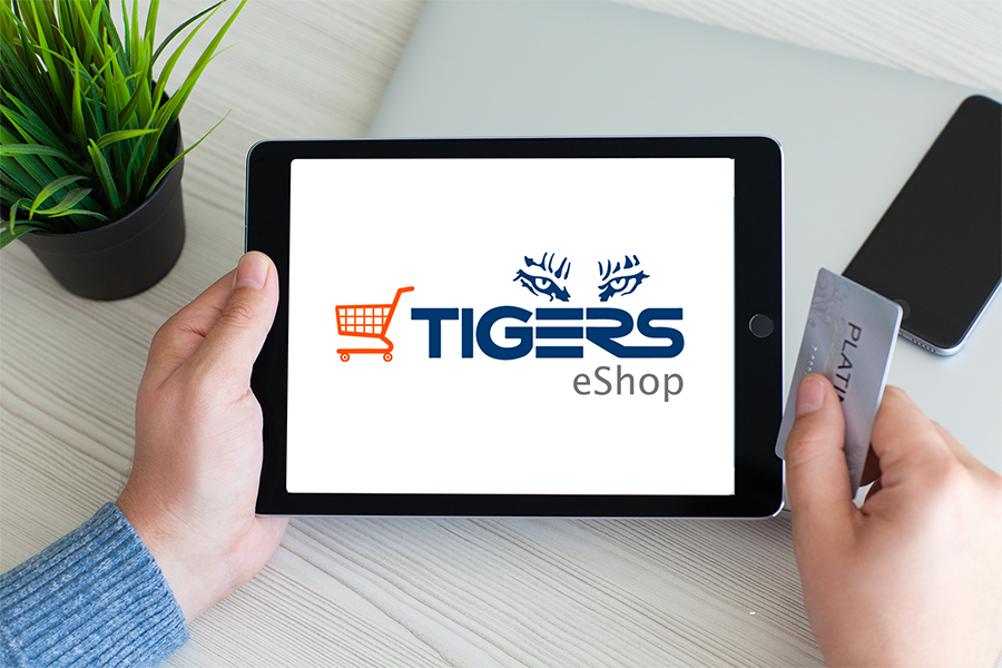 Tigers Limited Logistics Freight Cargo Enterprise Solution Tigers eShop e-commerce eCommerce