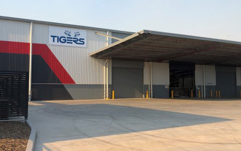 TIGERS AUSTRALIA BOOSTS E-COMMERCE PROCESSING CAPACITY WITH NEW OMNI-CHANNEL FACILITY IN SYDNEY